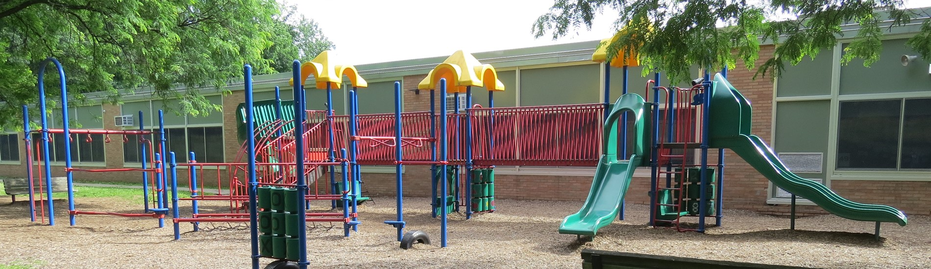 Dorchester upper playground